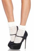 Heart Lace Socks