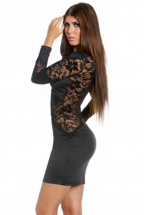 Black Little Lace Dress