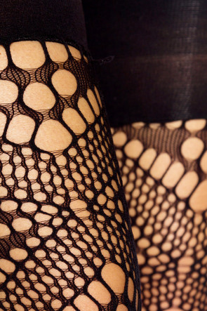 Lårhøje Stockings