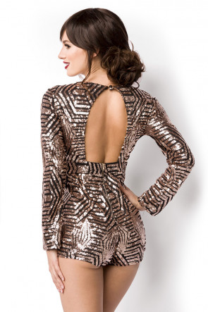 Sequin Sort Jumpsuit