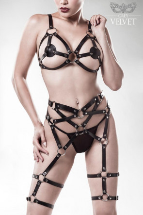 Exclusive 3pc Erotic Set
