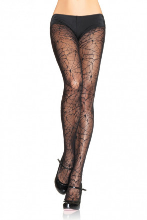 Spiderweb Lace Pantyhose