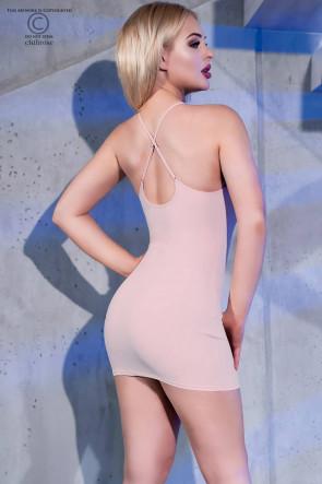 Sexy Mini Dress light pink