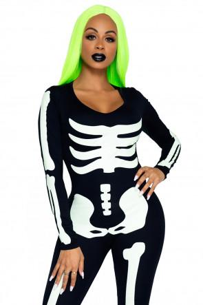 Skeleton Catsuit