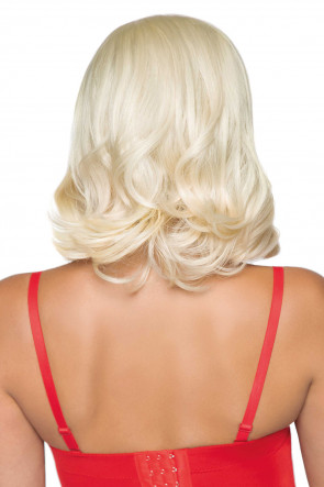 Harley Wavy Bob Wig blonde