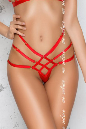 Aisha Thong Red