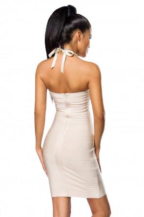 Strapless Bandage Dress