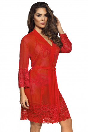 Hot Sevilla - Peignoir Red