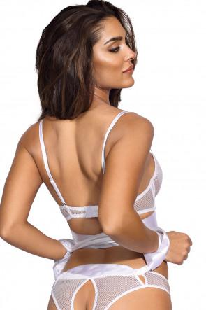 Hot Sevilla - Bandage BH White