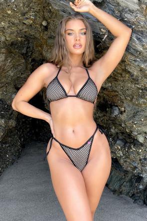 Sorrento High Cut Bikini