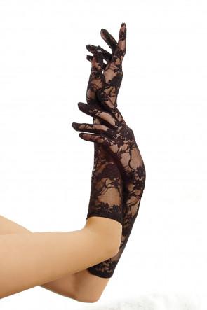 Elbow Length Stretch Gloves