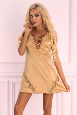Landim Gold Dress