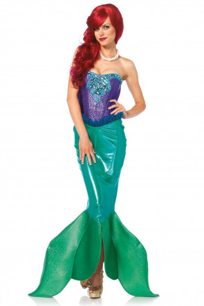Deluxe Fairytale Mermaid