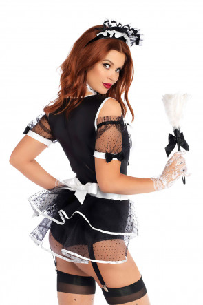 Merry French Maid