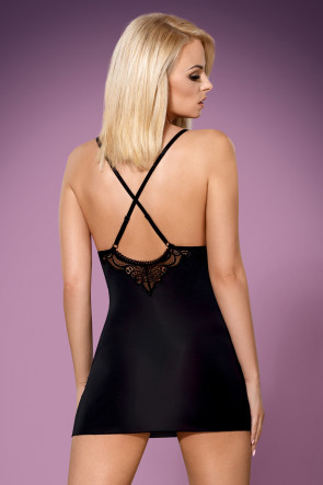 Smooth Chemise and Thong