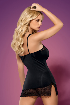 Miamor Chemise and Thong