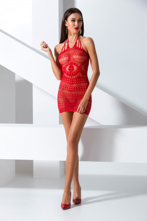 Bodystocking BS063 Red