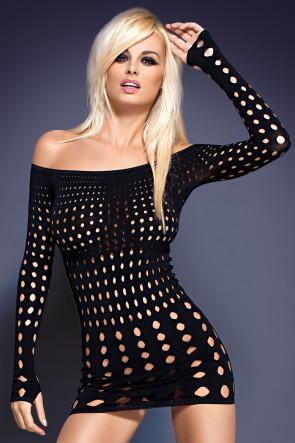 Rocker Dress Black
