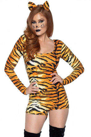 Leg Avenue Untamed Tiger costume