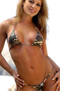 Frække bikinier