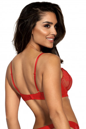 Seductive Woman Delicate - BH Red
