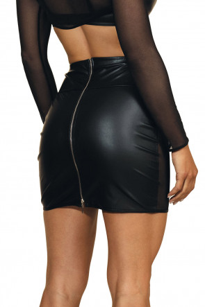 Queen of the Night - Mesh Skirt